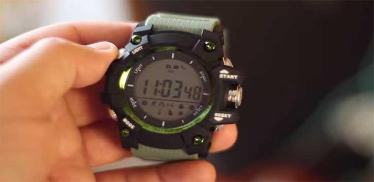Смарт часы IP 68