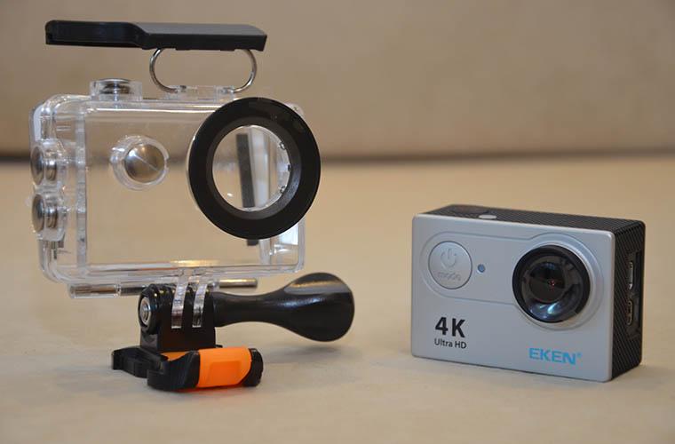 Экшн камера Eken H9. Обзор, фото, цена.