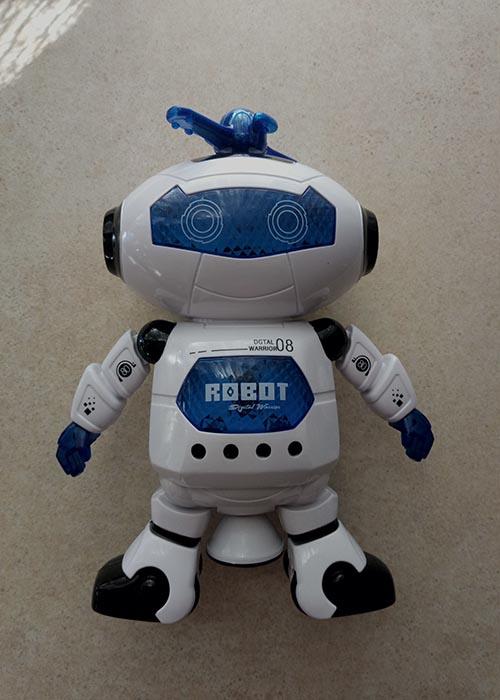 робот с гербест