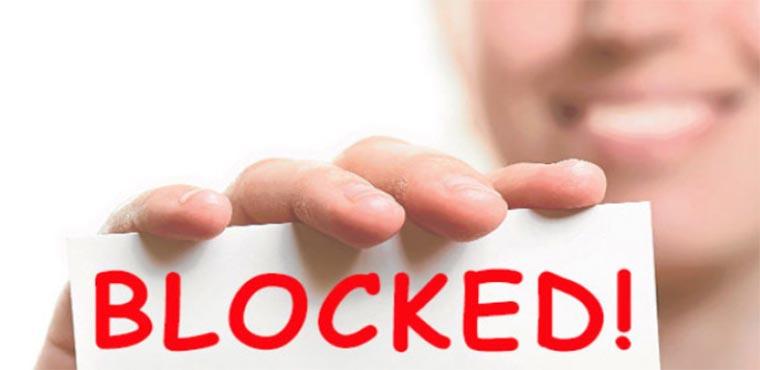 Заблокировали аккаунт на Алиэкспресс: причины