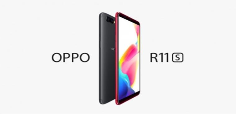 Oppo R11S раскрыли до начала продаж