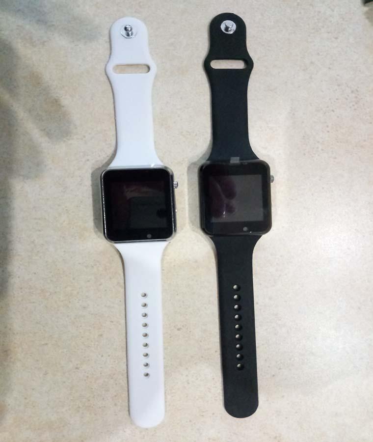 Обзор умных часов Smart Watch A1