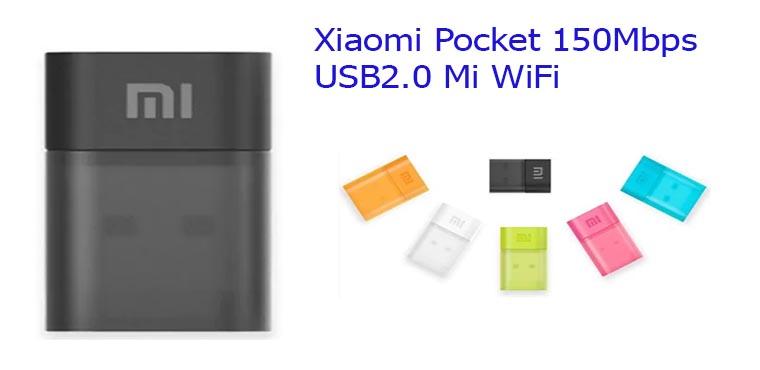 Мини роутер WiFi Xiaomi