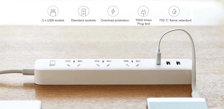 Удлинитель Xiaomi