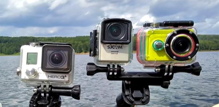 Лучшие экшн камеры с Алиэкспресс