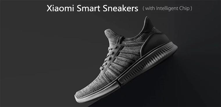 Умные кроссовки Xiaomi
