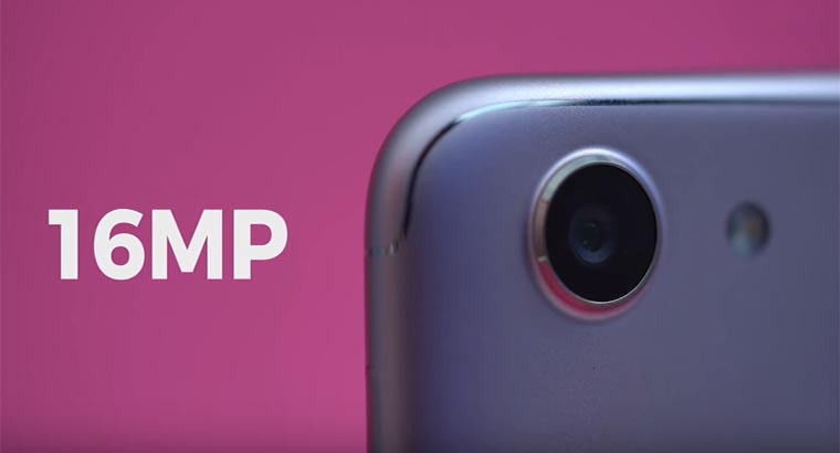 камера Oppo F5
