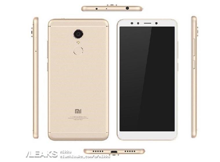 Redmi 5 Plus, согласно утечкам, будет оснащаться чипом Snapdragon 625