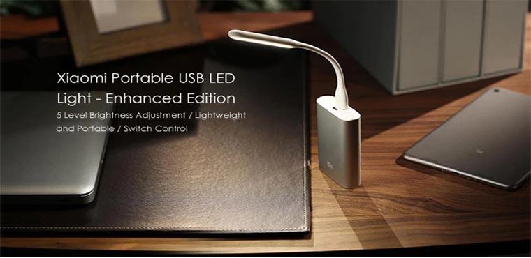 Портативный USB-светильник Xiaomi USB