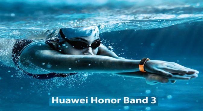 Фитнес браслет Huawei Honor Band 3 — обзор
