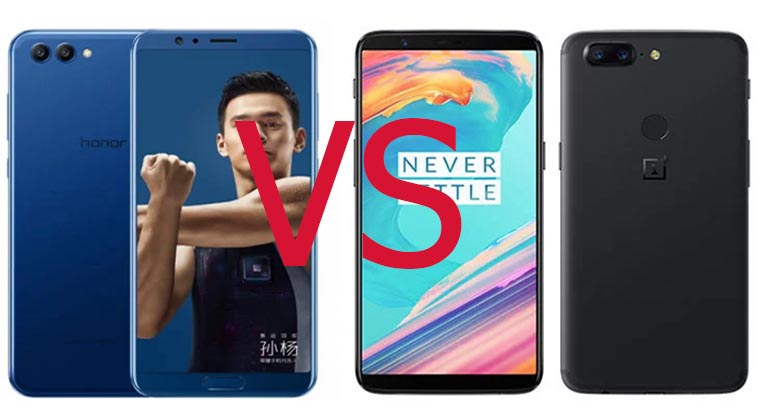 OnePlus 5T или Honor V10