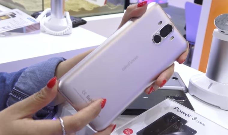 Ulefone Power 3 будет поставляться