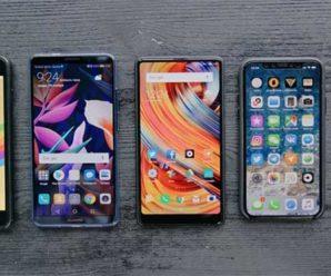 Лучшие смартфоны Xiaomi