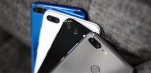 Honor 9 Lite с дисплеем 2:1 и 4 камерами: цена, характеристики