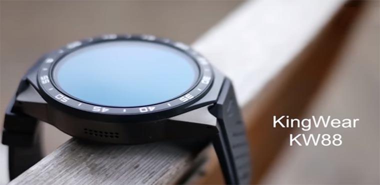За производительность Kingwear Kw88 отвечает