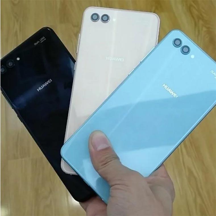 Huawei Nova 2s можно будет выбрать в пяти вариантах цвета