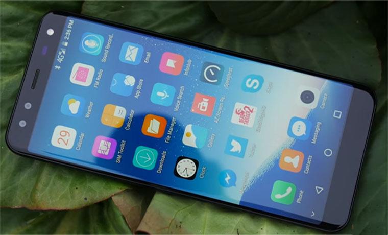 Дизайн и дисплей Leagoo S8