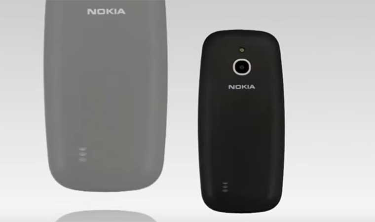 будет представлена и новая версия Nokia 3310 4G