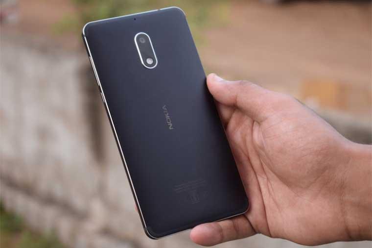 Nokia 6 (2018) работает на операционной системе Android 7.1.1 Nougat