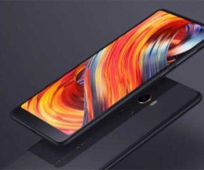 Xiaomi Mi MIX 2S будет первым смартфоном в мире с Snapdragon 845
