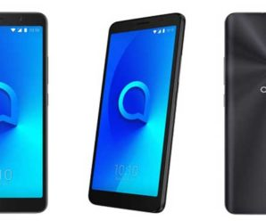 Alcatel 3C с 6-дюймовым дисплеем 18: 9: цена, характеристики