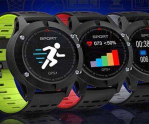 Смарт часы NO.1 F5 со скидкой 20 процентов за 48,99 $