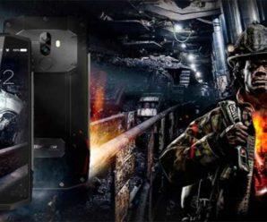 Обзор Blackview BV9000 Pro — лучший защищенный смартфон