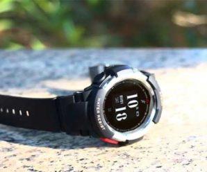 NO.1 F6 — крутые спортивные смарт часы за 27,99$