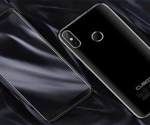 Cubot R11 — новый бюджетный смартфон с высоким экраном