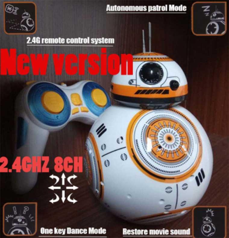 Sphero BB-8 – дроид из Звездных войн