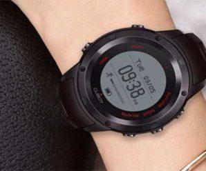 Cubot F1 — неплохие спортивные смарт часы за 60$
