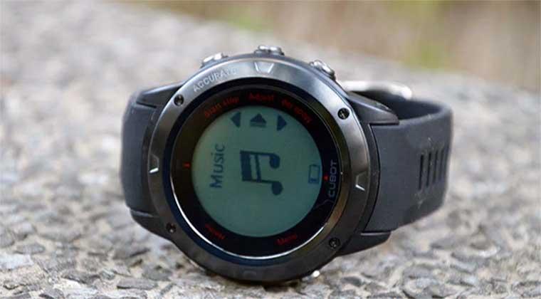 Cubot F1 – неплохие практичные смарт часы