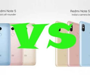 Xiaomi Redmi Note 5 и Redmi Note 5 Pro: в чем разница и какой выбрать