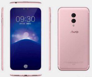 Vivo Xplay7 — действительно безрамочный смартфон с 10 ГБ ОЗУ