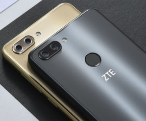 На MWC 2018 представлены ZTE Blade V9, Blade V9 Vita и ZTE Tempo Go — цена, характеристики