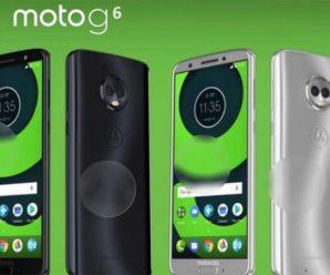 Мото G6, Мото G6 Plus и Мото G6 Play: характеристики и дата выхода