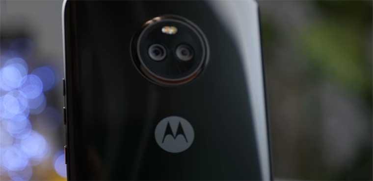 Производительность и камеры Moto X4 (6 ГБ)