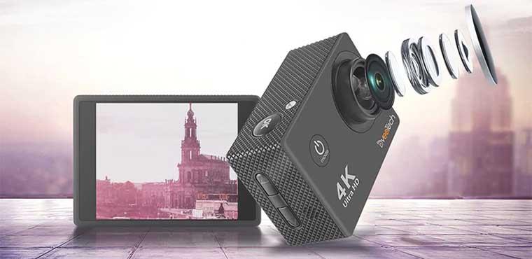 Лучшая бюджетная экшн камера
