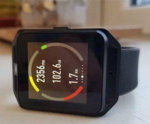 Обзор Microwear H5 — почти идеальные смарт часы за 99,99$