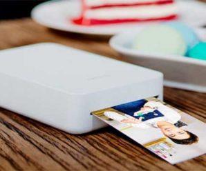 Xiaomi Xprint Phone Photo Printer — карманный принтер с «живыми» фотографиями