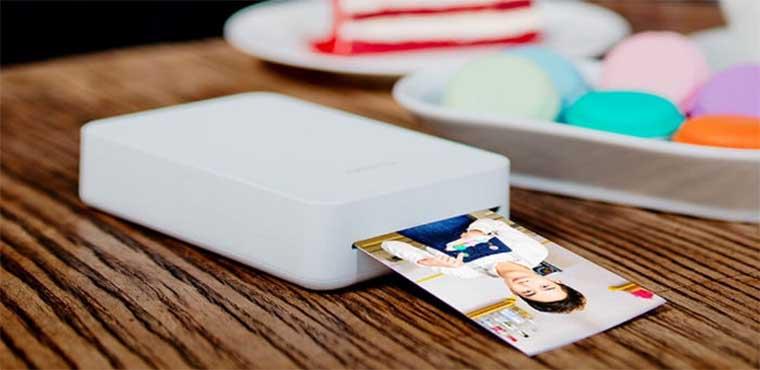 Портативный фотопринтер Xiaomi Xprint Phone Photo Printer