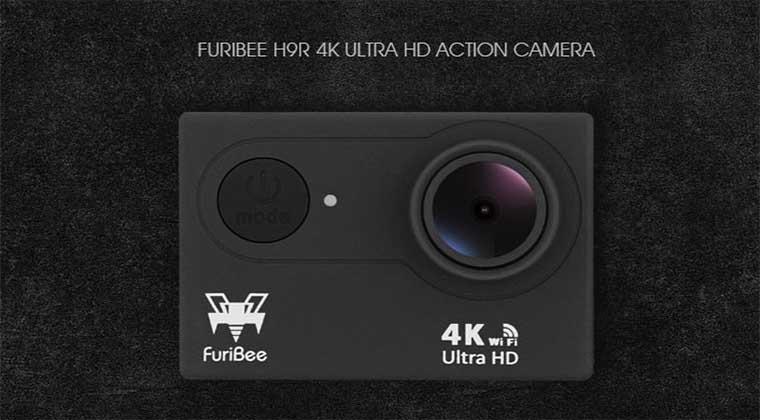 Furibee H9R 4K