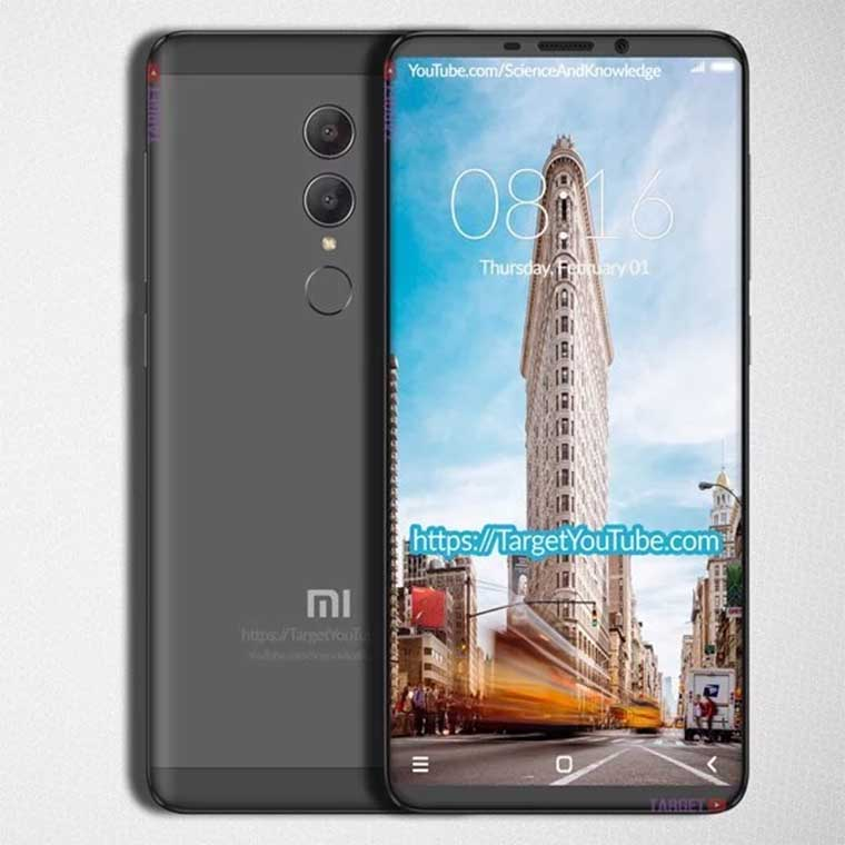 Характеристики Xiaomi Redmi Note 5