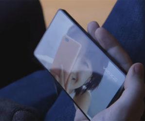 Vivo показала концепт смартфона Vivo APEX со сканером отпечатков на пол экрана и выдвижной фронтальной камерой