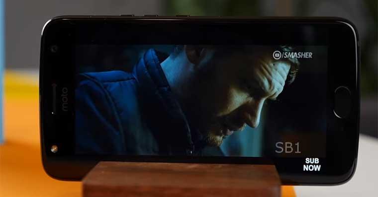 Обзор Motorola Moto X4