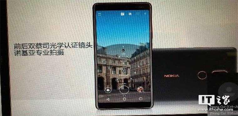 Технические характеристики Nokia 7 Plus