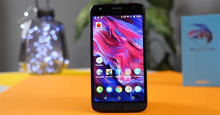 Обзор Motorola Moto X4 с 6 ГБ оперативной памяти