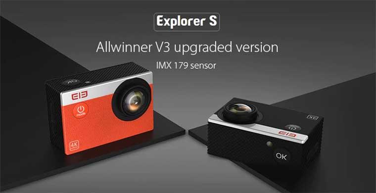 Elephone ELECAM Explorer S 4K ultra HD