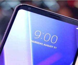 LG Judy будет новым флагманом LG 2018 года, с дисплеем 6,01 дюйма и Snapdragon 845