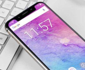 Oukitel U18 — клон  iPhone X, цена и характеристики